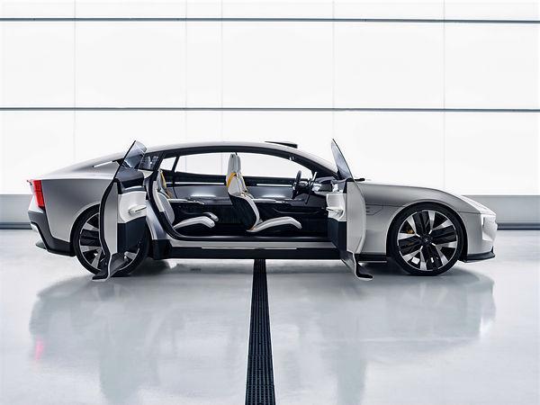 Polestar concept car