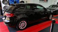 Audi A3 Ramen Tinten