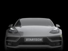 Startech Bodykit Tesla Model 3 Front