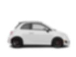Fiat 500 Ramen Blinderen Tint Folie