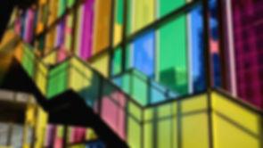 kleuren folie, tint folie, ramen tinten