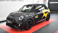 Mini Cooper S Design Carwrap