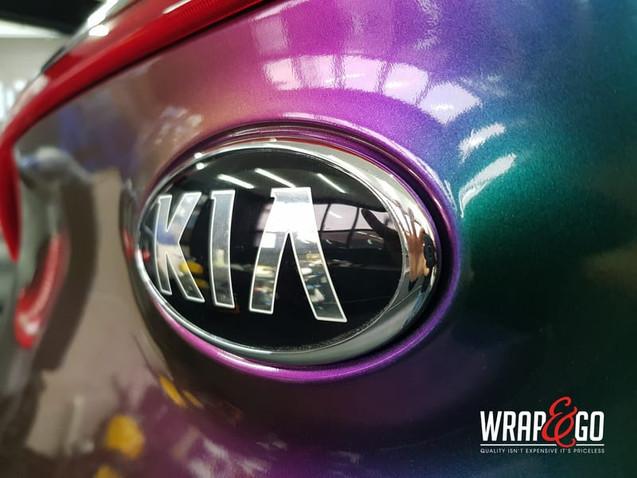 Kia Sportage Avery Colorflow