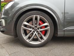 Remklauwen Spuiten Audi