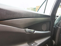 BMW Carbon Interieur Wrap
