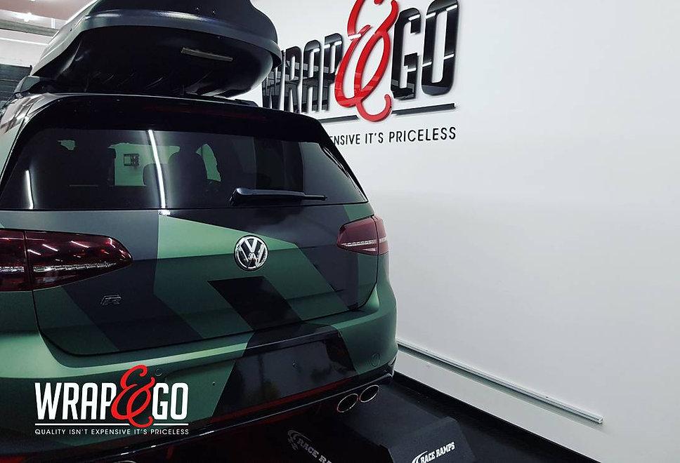Carwrap Porsche Cayenne 3M Satin Dark Grey