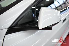 Tesla Model 3 Chrome Delete 3M Gloss Black