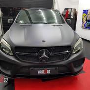 Mercedes Chrome Delete