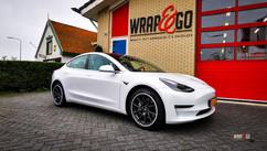 Alloygator VelgrandBescherming Tesla Model 3 Wit