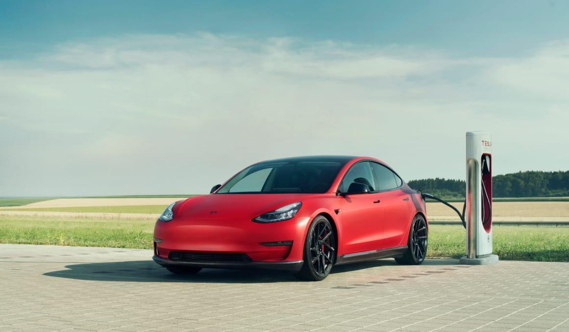 Novitec Tesla Model 3 Carbon Bodykit