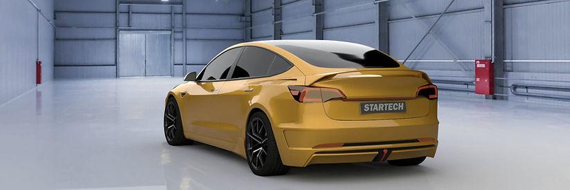 Startech Bodykit Tesla Model 3