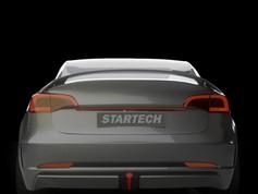 Startech Bodykit Tesla Model 3 Diffuser