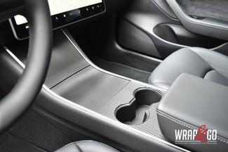 Tesla Model 3 Carbon Interieur Wrap