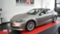 Tesla Model S 1380 Matte Metallic Grey