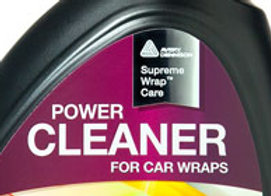 Avery Dennison® Supreme Wrap™ Power Cleaner