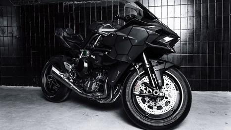 Kawasaki H2R BALR.