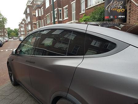 Tesla ramen tinten tintandgo Den Haag