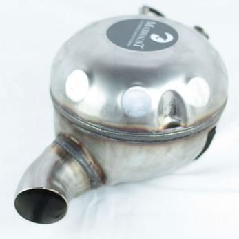 Maxhaust Extra Speaker Los