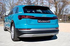 Maxhaust uitlaat systeem Audi