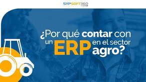 ¿Por qué contar con un  ERP en el sector agro?