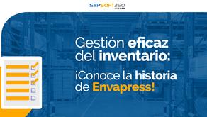 Gestión eficaz del inventario: ¡Conoce la historia de Envapress!