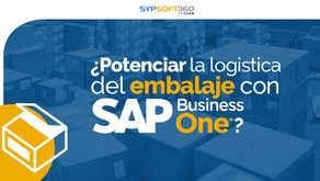 ¿Potenciar la logística del embalaje con SAP Business One?