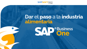 Dar el paso a la Industria Alimentaria 4.0 con SAP Business One