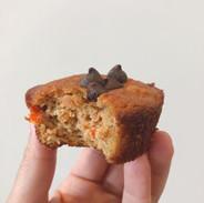 Cupcake de Zanahoria