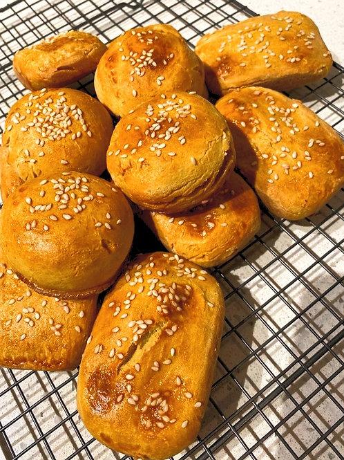 PAN DE BATATA (Sweet Potato)