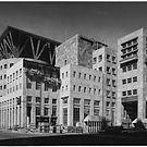 Michael Graves Central Library addition, Denver
