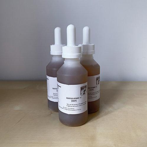 Vitamin D Liquid Tincture