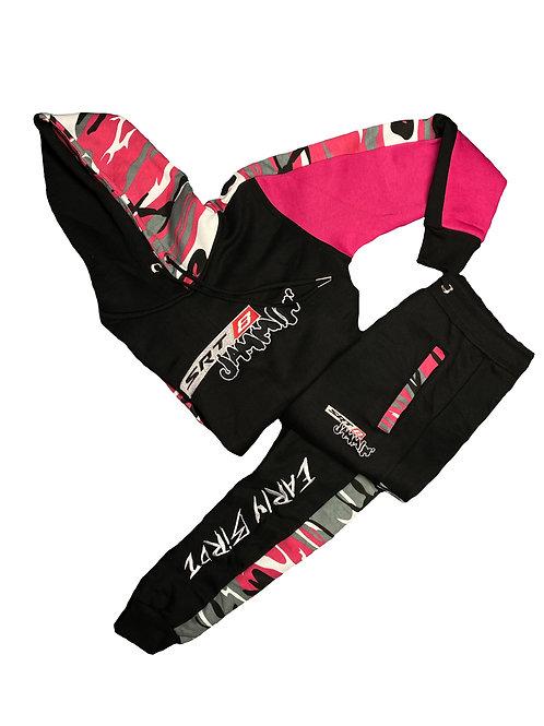 Pink SRT8 Jammin Camo Set