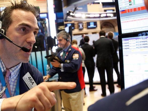 S&P 500 FALLS FOR NINTH STRAIGHT SESSION