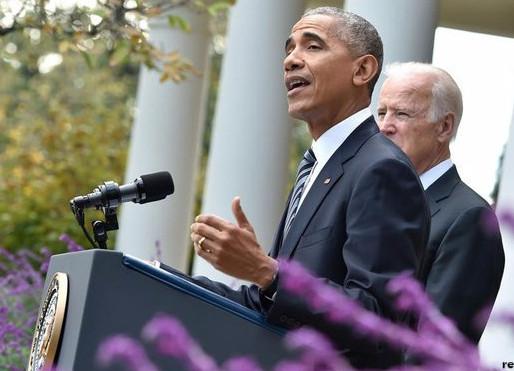 CLINTON, OBAMA PLEDGE TO UNITE BEHIND TRUMP PRESIDENCY