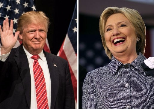 POLL: CLINTON AND TRUMP TIED IN UTAH
