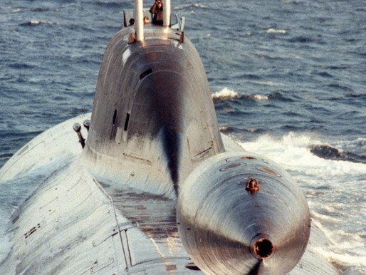 INDIA TO GET SECOND NUCLEAR SUBMARINE FROM RUSSIA