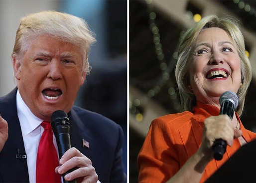 CLINTON AND TRUMP TO SQUARE OFF IN HIGHLY ANTICIPATED DEBATE