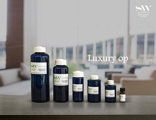 Luxury op