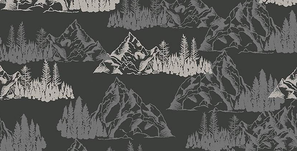 Timberland Mountains Charcoal