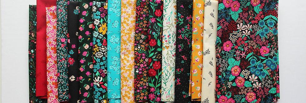 Flower Society Half Yard Bundle