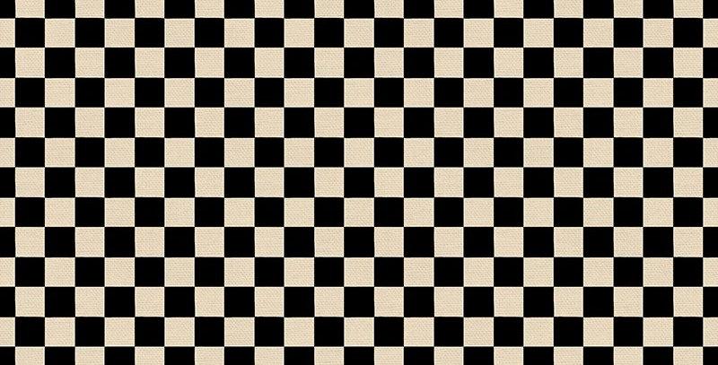 Rebel Girl Mic Checkerboard
