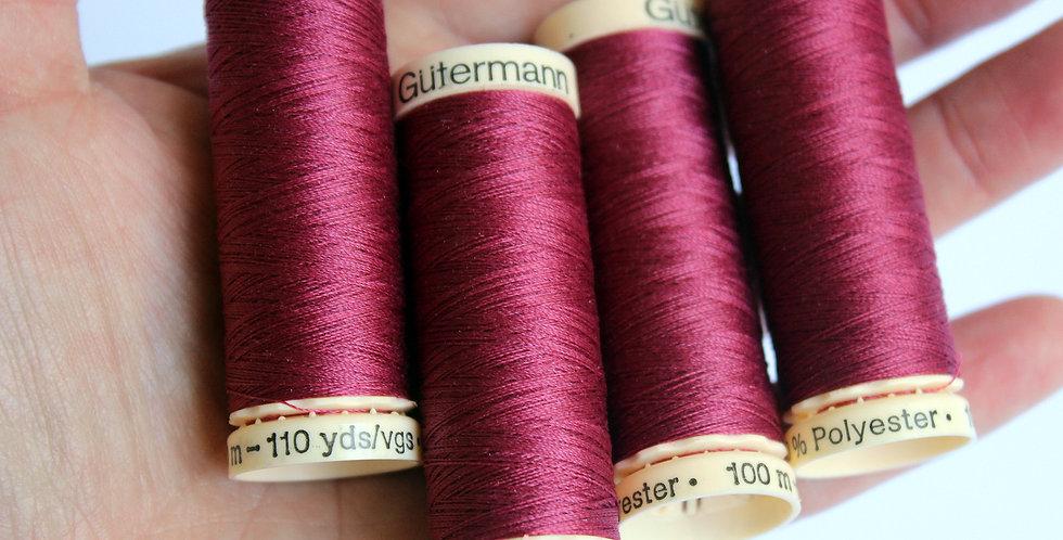 Rose Thread / Gütermann / Sew-All Polyester All Purpose Thread