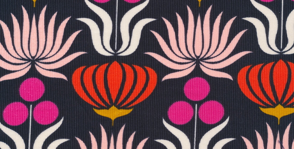 A Walk Remembered Native Flowers Corduroy