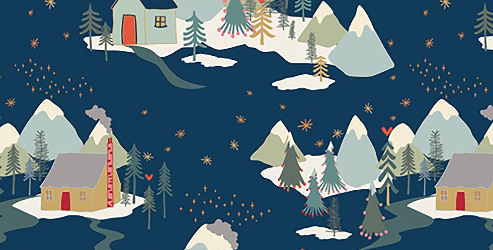Winter Wonderland Cozy & Joyful