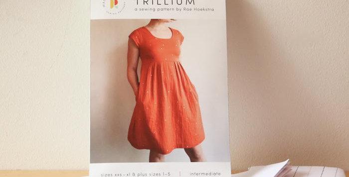 Trillium Dress & Top Sewing Pattern