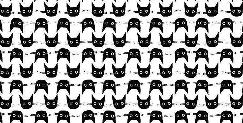 Les Chats Noirs Cat Heads
