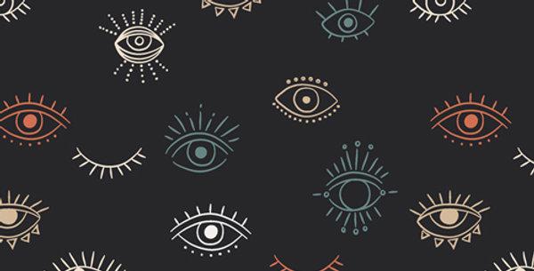 Luna & Laurel Eye See You Night Knit