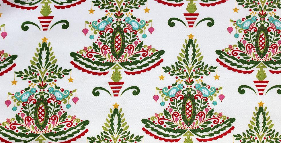 Partridge Merry Mistletoe Christmas