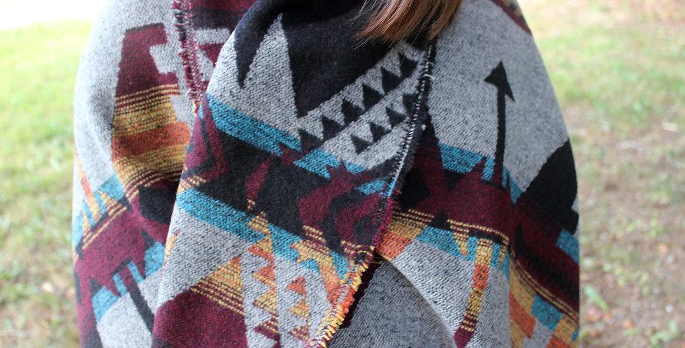Manzanita Blanket