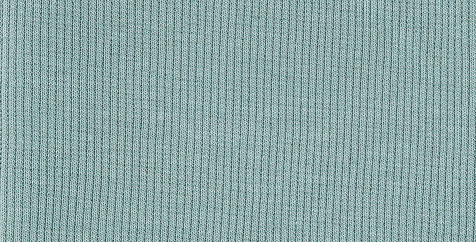 Ribbed Knit  Mineral